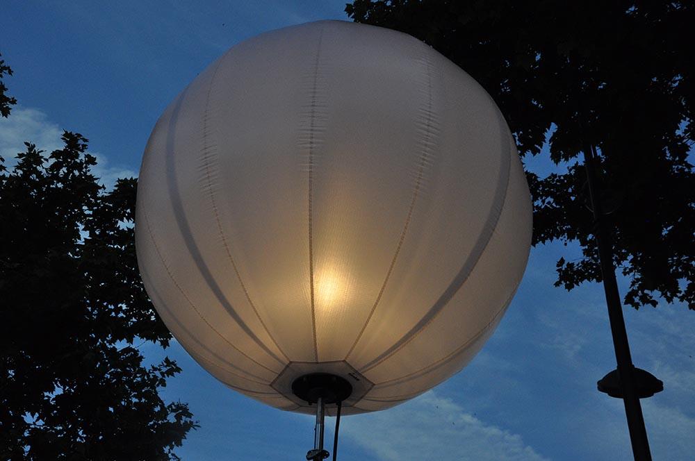 Ballon de nuit